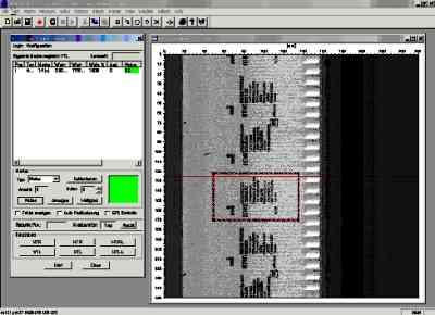 Druckbildkontrolle mit Zeilenkamera